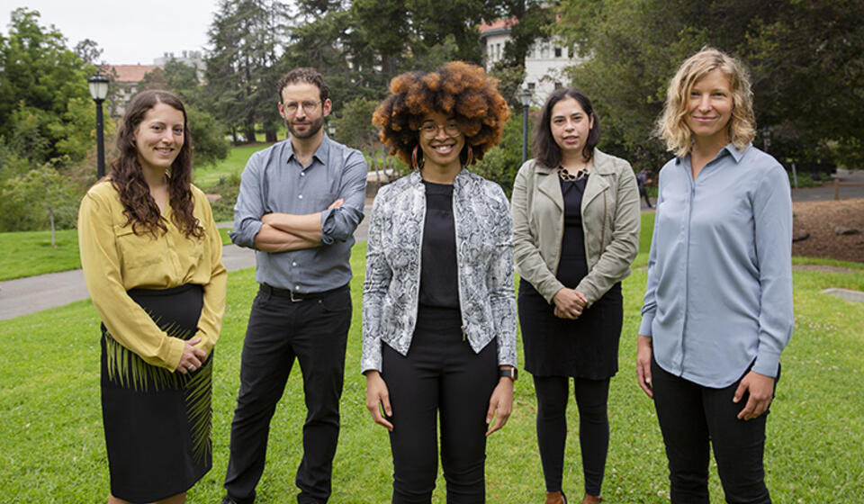 New faculty, hired in clusters, to address global issues, equity, justice