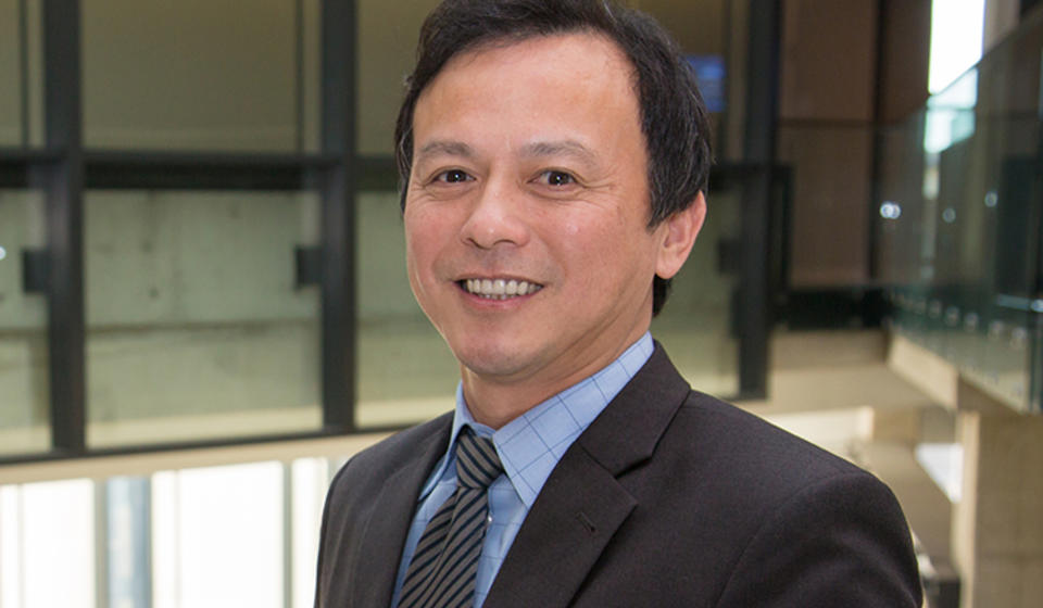 Michael C. Lu named School of Public Health dean