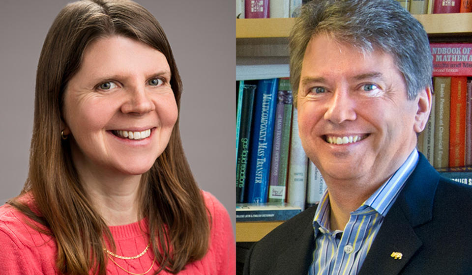 Claire Tomlin and Douglas Clark were elected to the prestigious National Academy of Engineering.