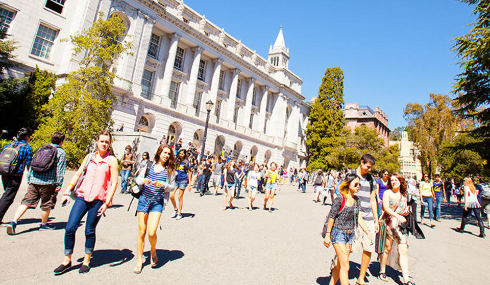 UC Berkeley No.1 on Forbes' list of America's top colleges